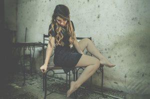 Nohy bez varixov